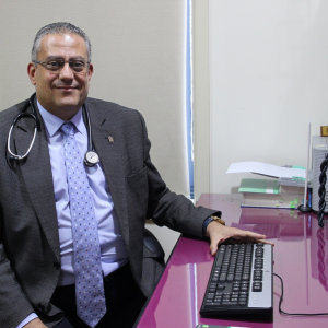 Dr Awad William